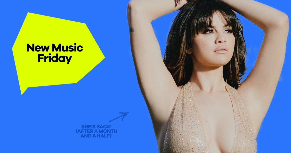 New/Old Music Friday: Selena Gomez gives the people what they want
