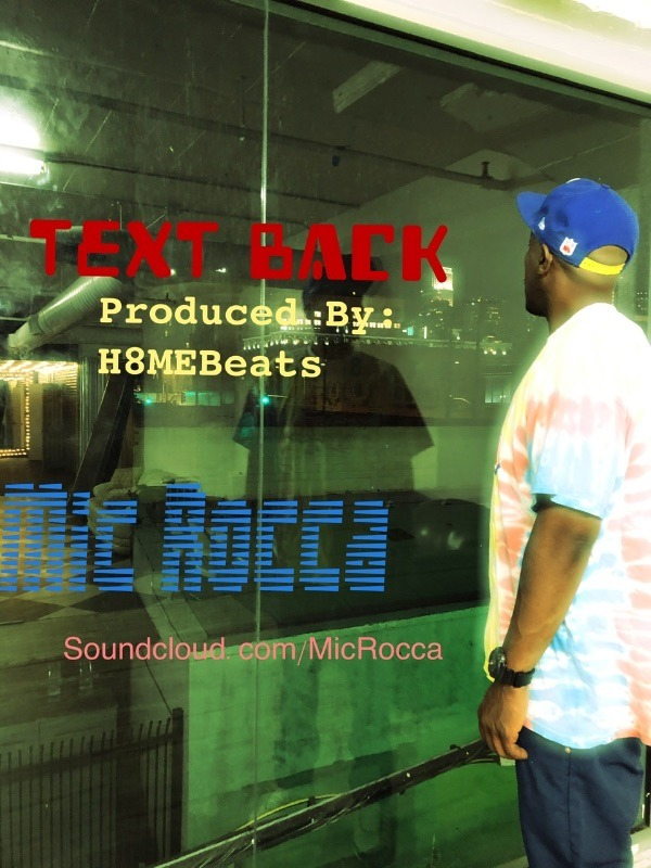 Mic Rocca – Text Back