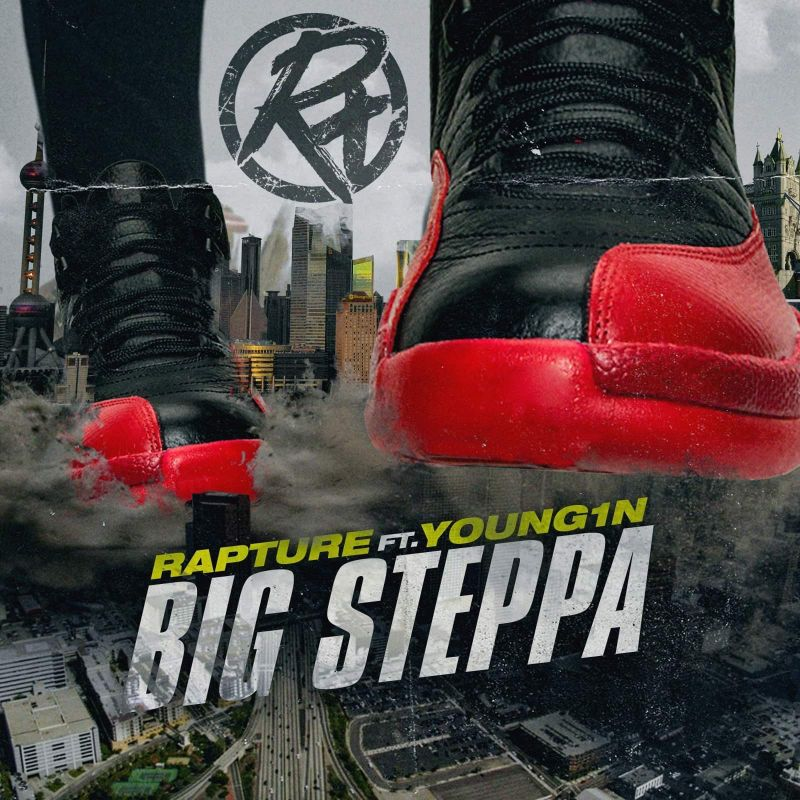 Rapture Da Rapper ft/ Yougn1n. – Big Steppa