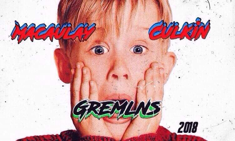 GREMLNS Return With New Heater 'MACAULAY CULKIN'