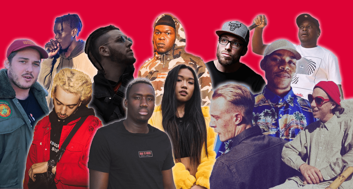 Predicting Australia's Next Crop Of Hip-Hop Heavyweights
