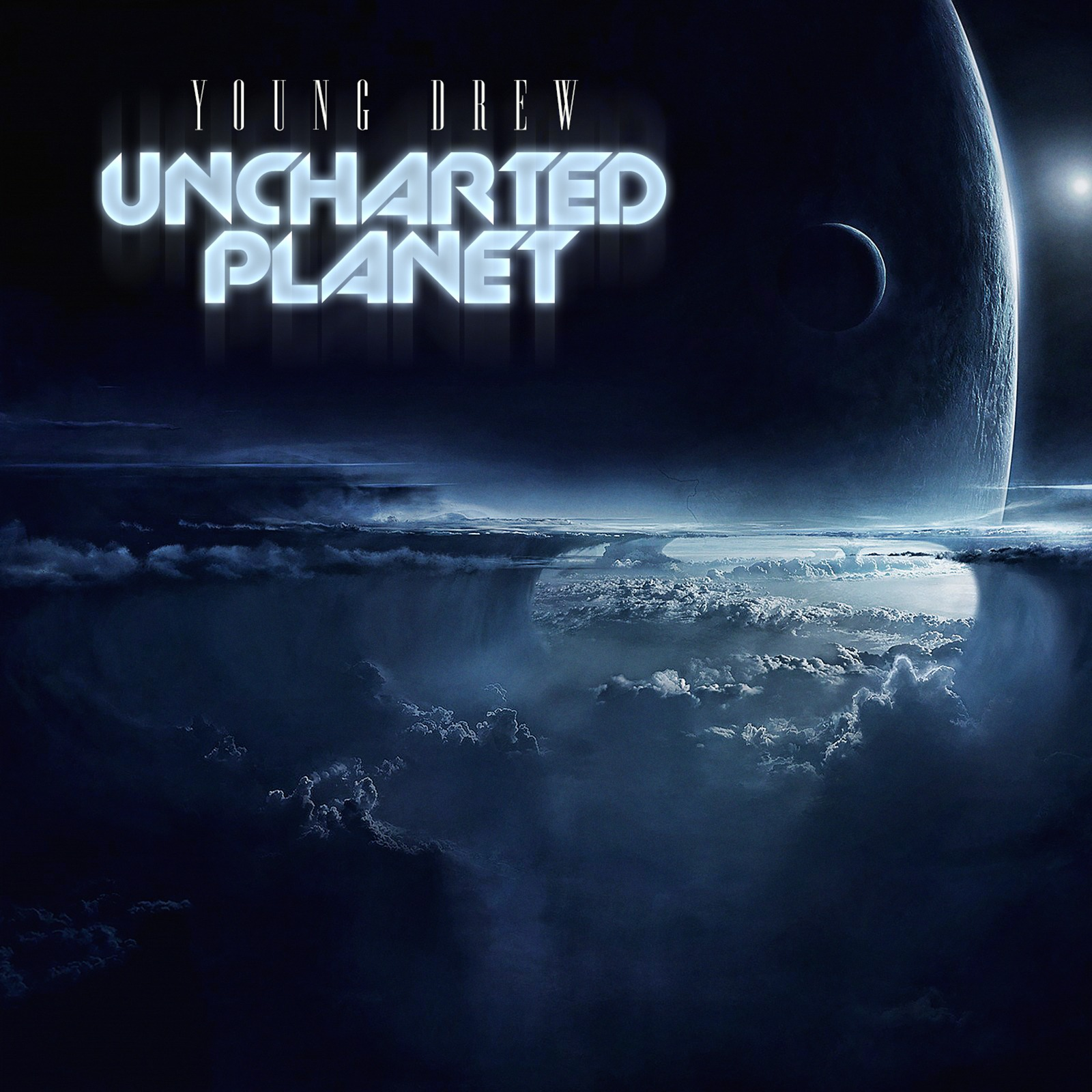 """Young Drew Exposes His Vision Of Hip-Hop And Life On New Joint """"Uncharted Planet"""""""