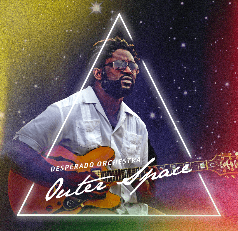 """Desperado Orchestra Launches Into """"Outer Space"""" With His New Hit Release"""