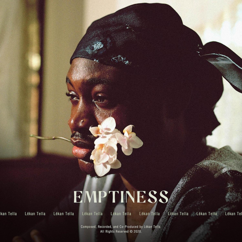 "Lékan Tella Releases ""Emptiness,"" A Major Debut Song"