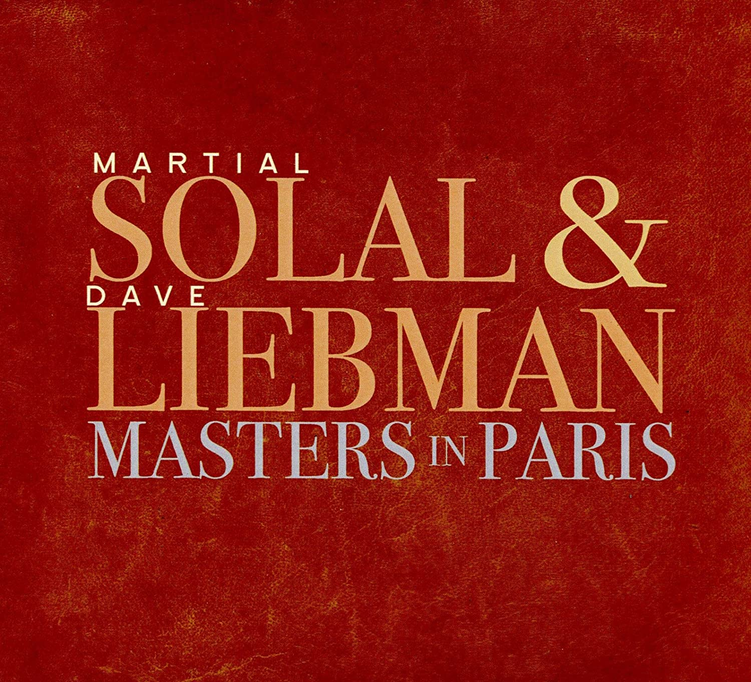 Martial Solal & Dave Liebman: Masters in Paris