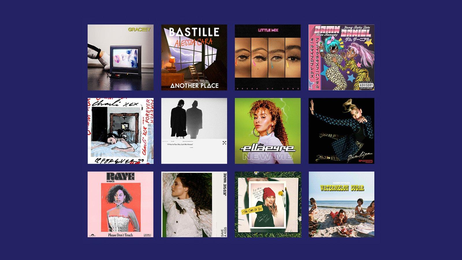 Important announcement: the 2020 Twenty Quid Music Prize shortlist is here