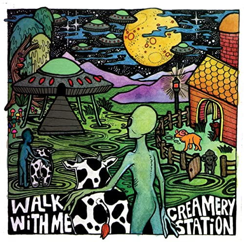 Creamery Station: Walk With Me