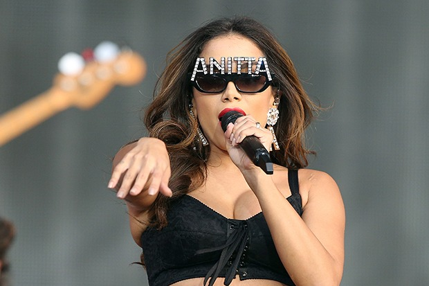 The Rise Of Brazilian Pop Goddess Anitta: A Gallery