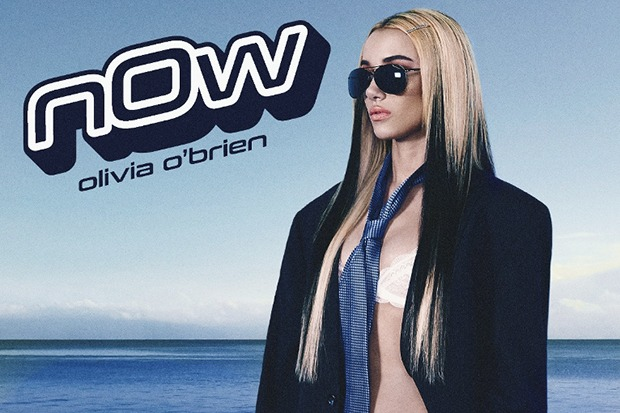 """Olivia O'Brien's Hot Streak Continues With """"NOW"""""""