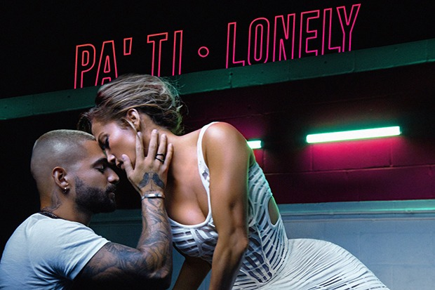 "Jennifer Lopez & Maluma Announce 2-Part Collaboration ""Pa' Ti – Lonely"""