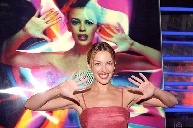 Kylie Minogue Was A '90s It-Girl: A Gallery