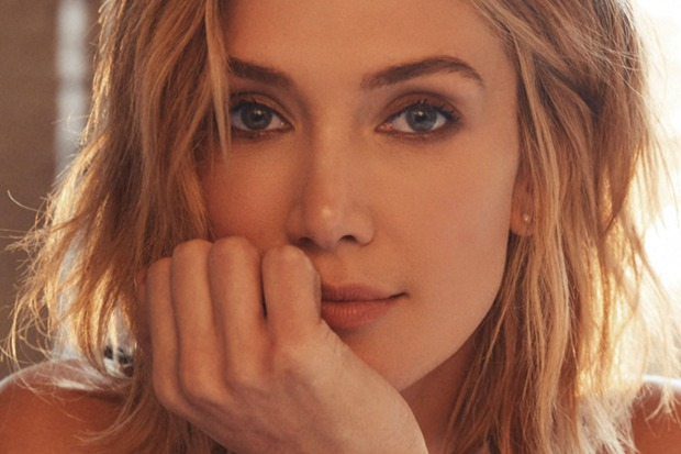 "Delta Goodrem Switches It Up With Upbeat ""Solid Gold"""