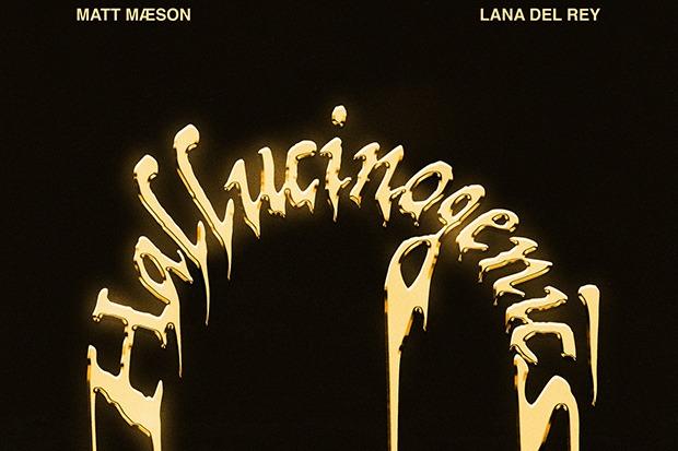 "Lana Del Rey Jumps On Remix Of Matt Maeson's ""Hallucinogenics"""