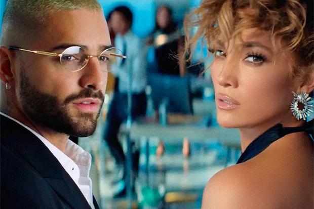 """Jennifer Lopez & Maluma's Sizzling """"Pa' Ti + Lonely"""" Video"""