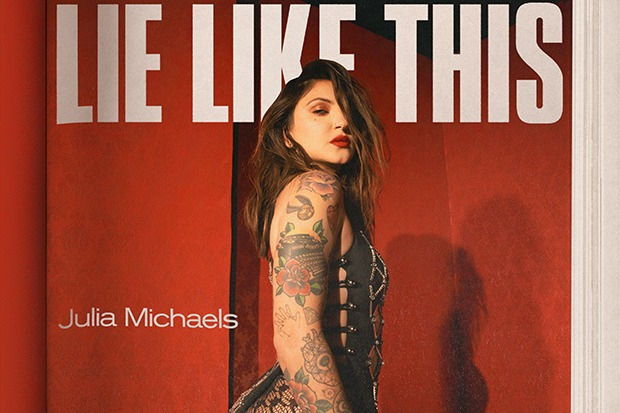 "Julia Michaels Announces New Single ""Lie Like This"""