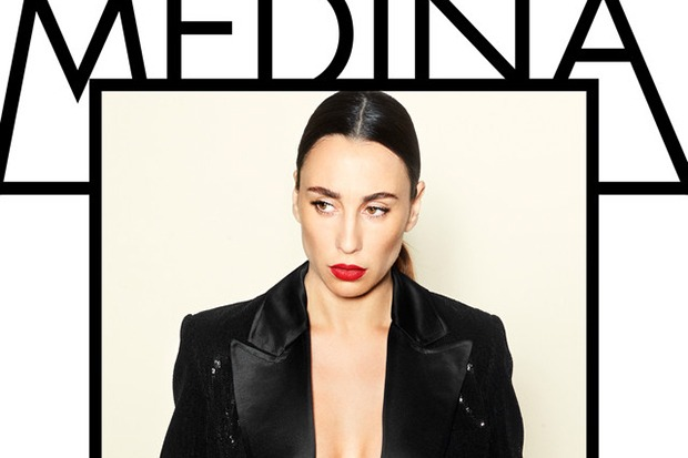 "Danish Diva Medina Returns With ""In And Out Of Love"""