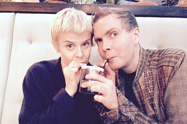 "Jónsi & Robyn Link For Disruptive Banger ""Salt Licorice"""