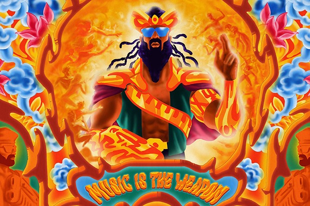 Major Lazer's 'Music Is The Weapon' LP Gets Release Date
