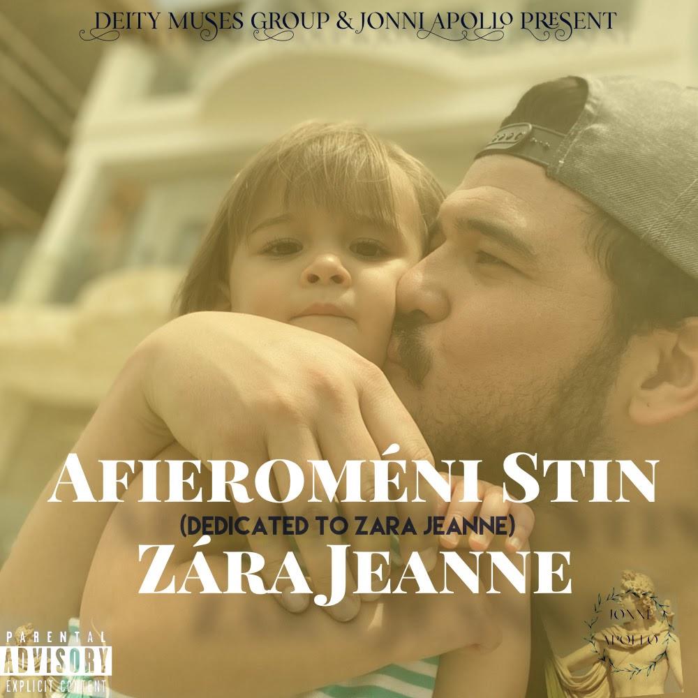 """Latin-American Rapper Jonni Apollo Returns With A Deep Single """"Afieroméni Stin"""""""