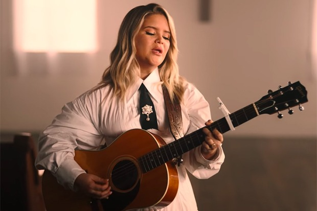 "Maren Morris Drops Protest Song ""Better Than We Found It"""