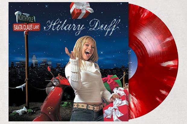 Hilary Duff Is Releasing 'Santa Claus Lane' On Vinyl