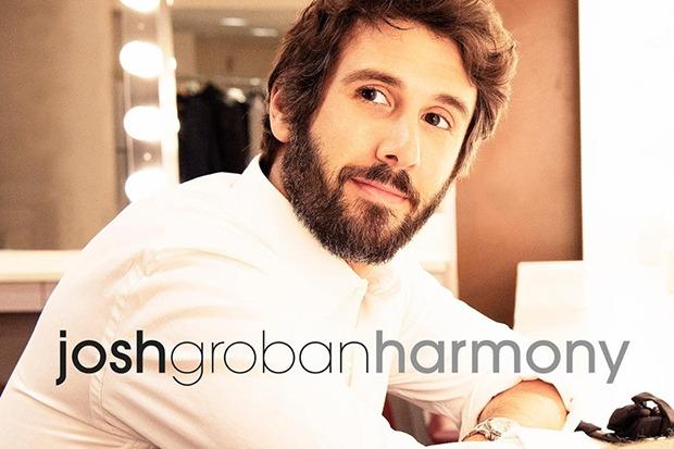 Josh Groban Announces 9th LP, 'Harmony'