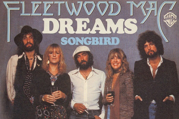 "Fleetwood Mac's ""Dreams"" Is #1 On US iTunes"