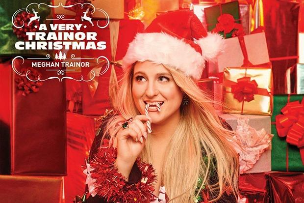 "Meghan Trainor Drops ""My Kind Of Present"" & ""Last Christmas"""