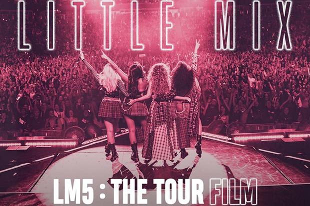 Little Mix Announces 'LM5 — The Tour Film'