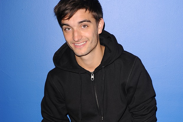 The Wanted's Tom Parker Diagnosed With Inoperable Brain Tumor