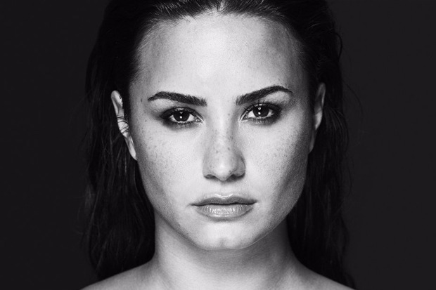 """Demi Lovato Teases New Song (Possibly) Called """"Commander In Chief"""""""