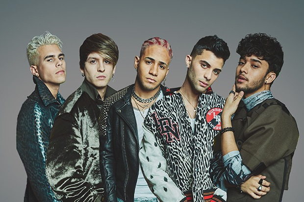 Latin Boy Band CNCO Announces Covers Album