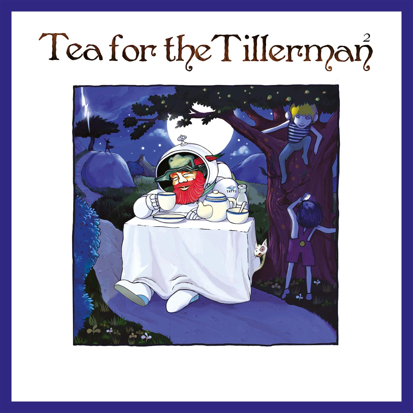 Yusuf/Cat Stevens: Tea for the Tillerman²