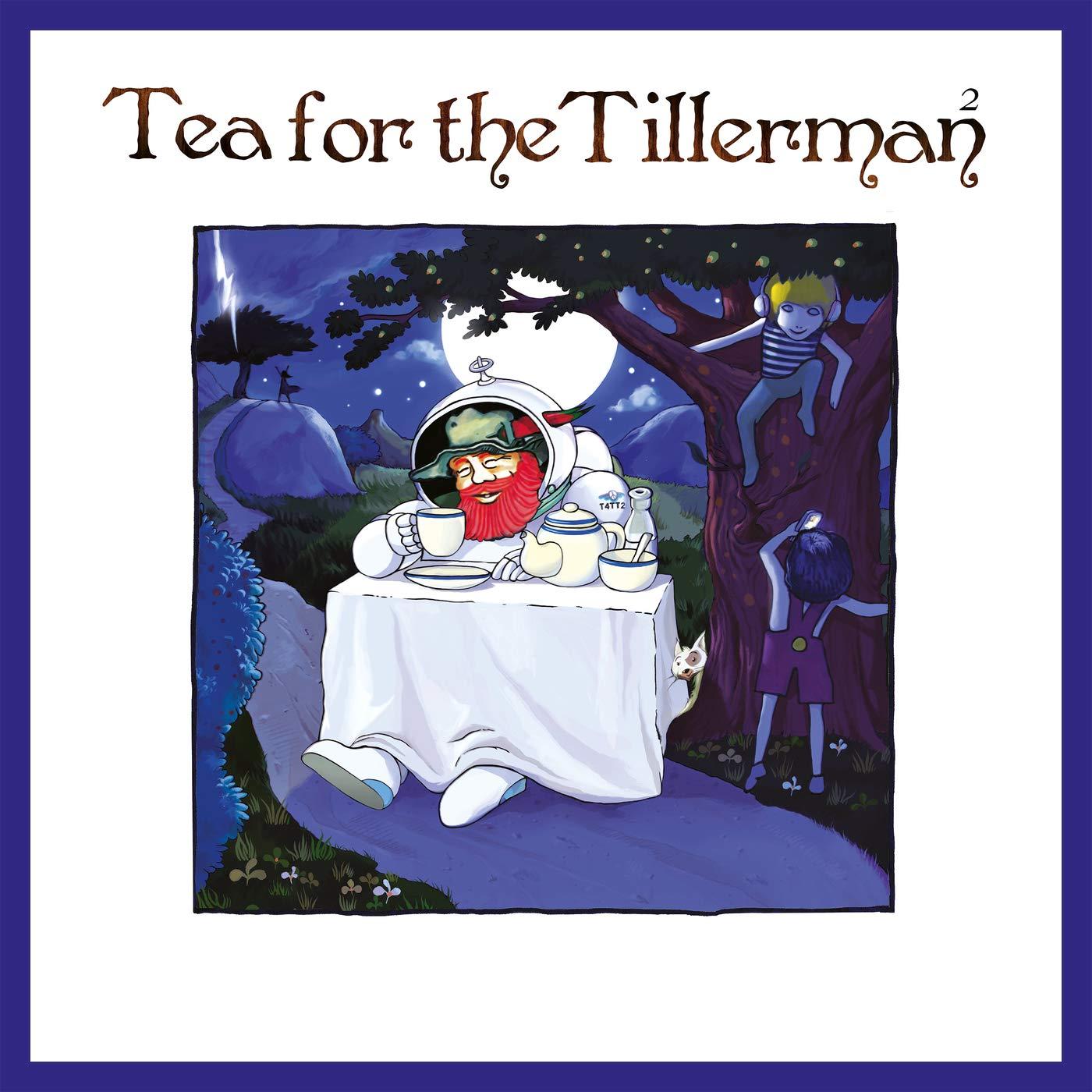 Yusuf/Cat Stevens: Tea for the Tillerman²