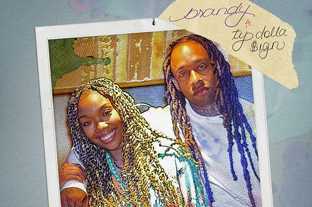 """Brandy Taps Ty Dolla $ign For """"No Tomorrow, Pt. 2"""""""