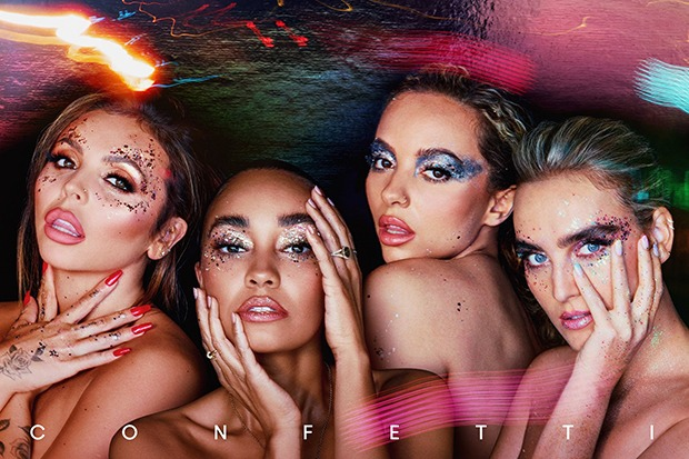 """Little Mix's 'Confetti' LP Takes Shape With """"Happiness"""""""