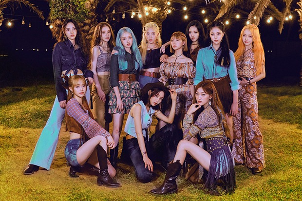 LOONA's '[12:00]' Shoots Straight To #1 On US iTunes