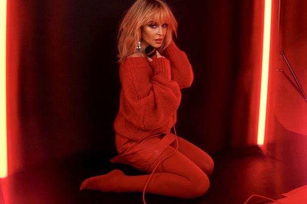 Kylie Minogue Announces Virtual Concert 'Infinite Disco'