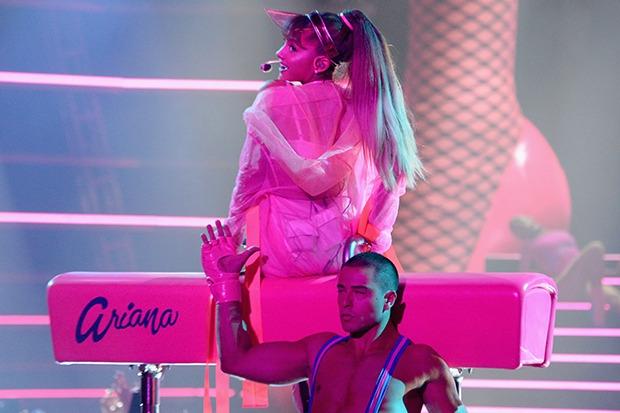 Ariana Grande's Epic 'Dangerous Woman' Era: A Gallery