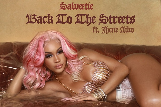 """Saweetie Teams Up With Jhené Aiko For """"Back To The Streets"""""""