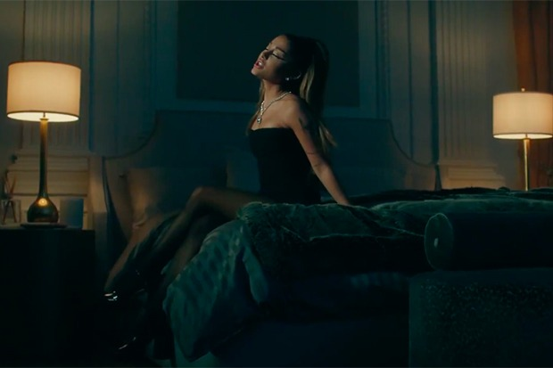 "Ariana Grande Is Back With Sizzling ""Positions"""