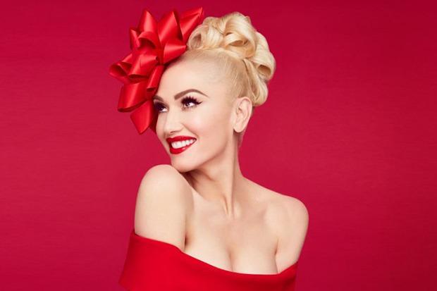 "Gwen Stefani Drops Festive Bop ""Here This Christmas"""