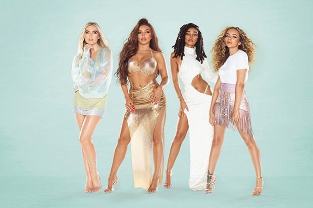 """Little Mix Releases """"Sweet Melody"""" As Next 'Confetti' Single"""