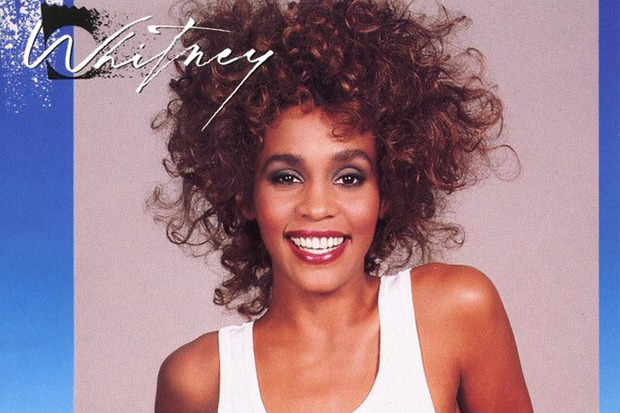 Whitney Houston Becomes First Black Female Artist With Three Diamond Albums
