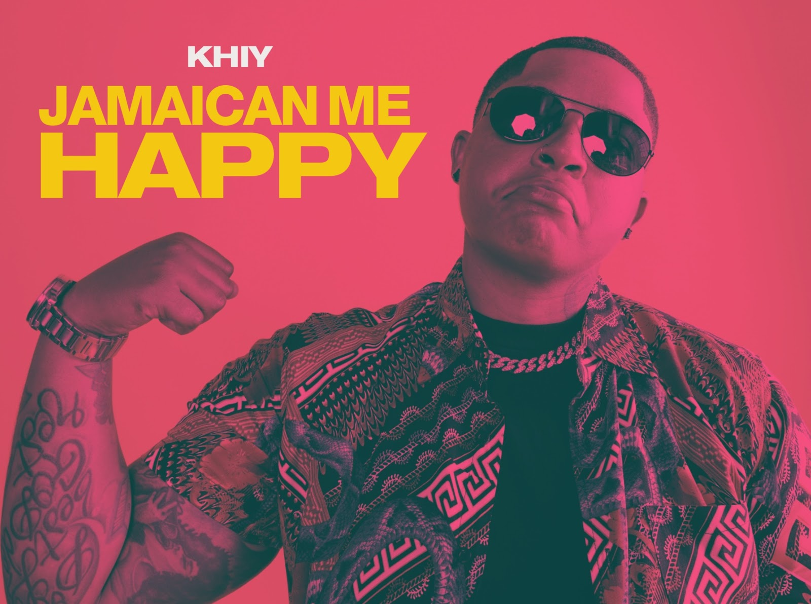 "Sensational Is The Word for This One: Khiy Released Her New Track And Music Video ""Jamaican Me Happy"""