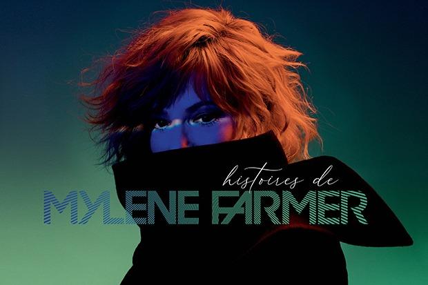 Mylène Farmer Announces New Compilation 'Histoires De'