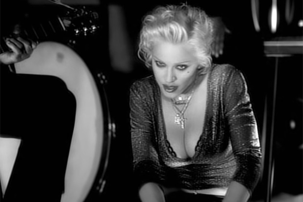 "Madonna Uploads HD ""Secret"" Video To YouTube"