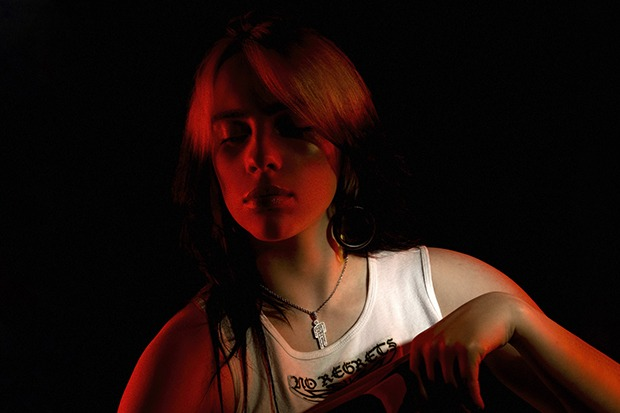 "Billie Eilish Drops Defiant Banger ""Therefore I Am"""