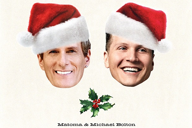 """Matoma Links With Michael Bolton For """"It's Christmas Time"""""""