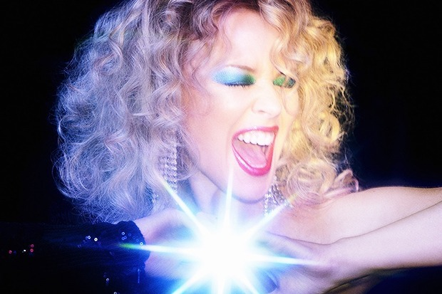 "Kylie Minogue Drops Basement Jaxx Remix Of ""Say Something"""